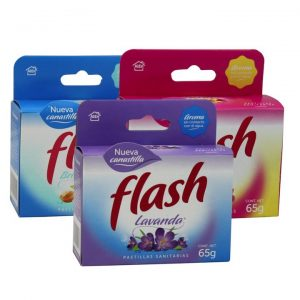 PASTILLA FLASH 65 GR.