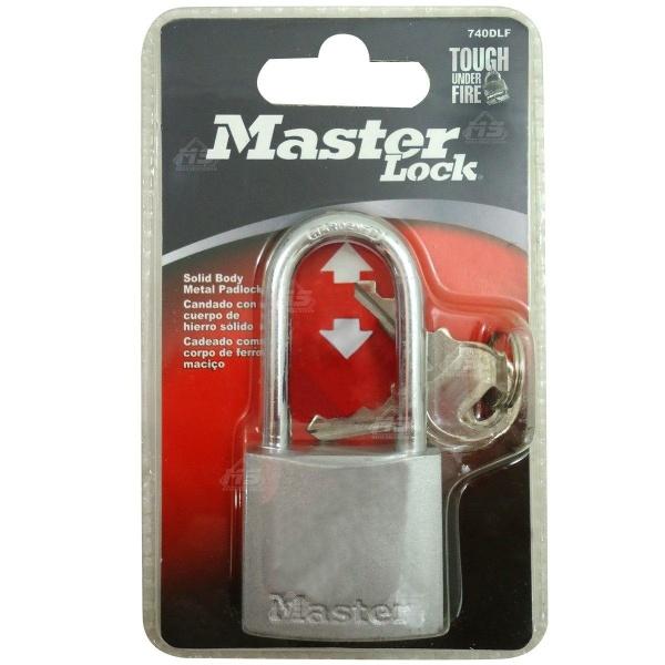 CANDADO MASTER 740LF 40MM ECO LARGO