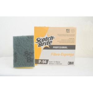 FIBRA ESPONJA P-94 SCOTCH-BRITE