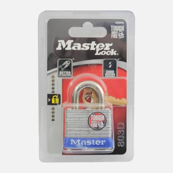 CANDADO MASTER 3ESPD