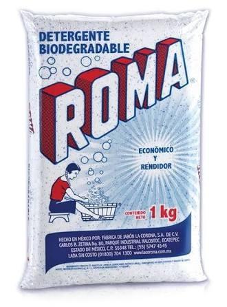DETERGENTE ROMA 1 KG.