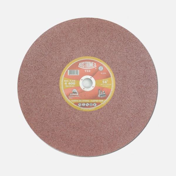 "DISCO 14"" 733 PNO CTE METAL 2.8X1 AUSTROMEX"