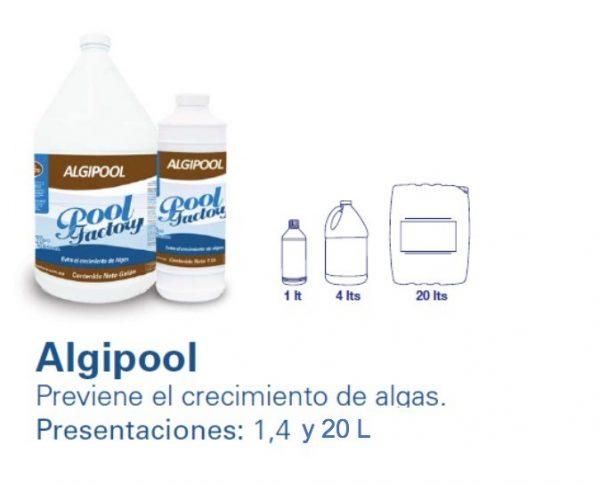 ALGIPOOL. POOL FACTORY